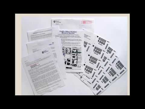 Move-In, Shipping and Mail Services Tulane Parent Webinar – August 3, 2016