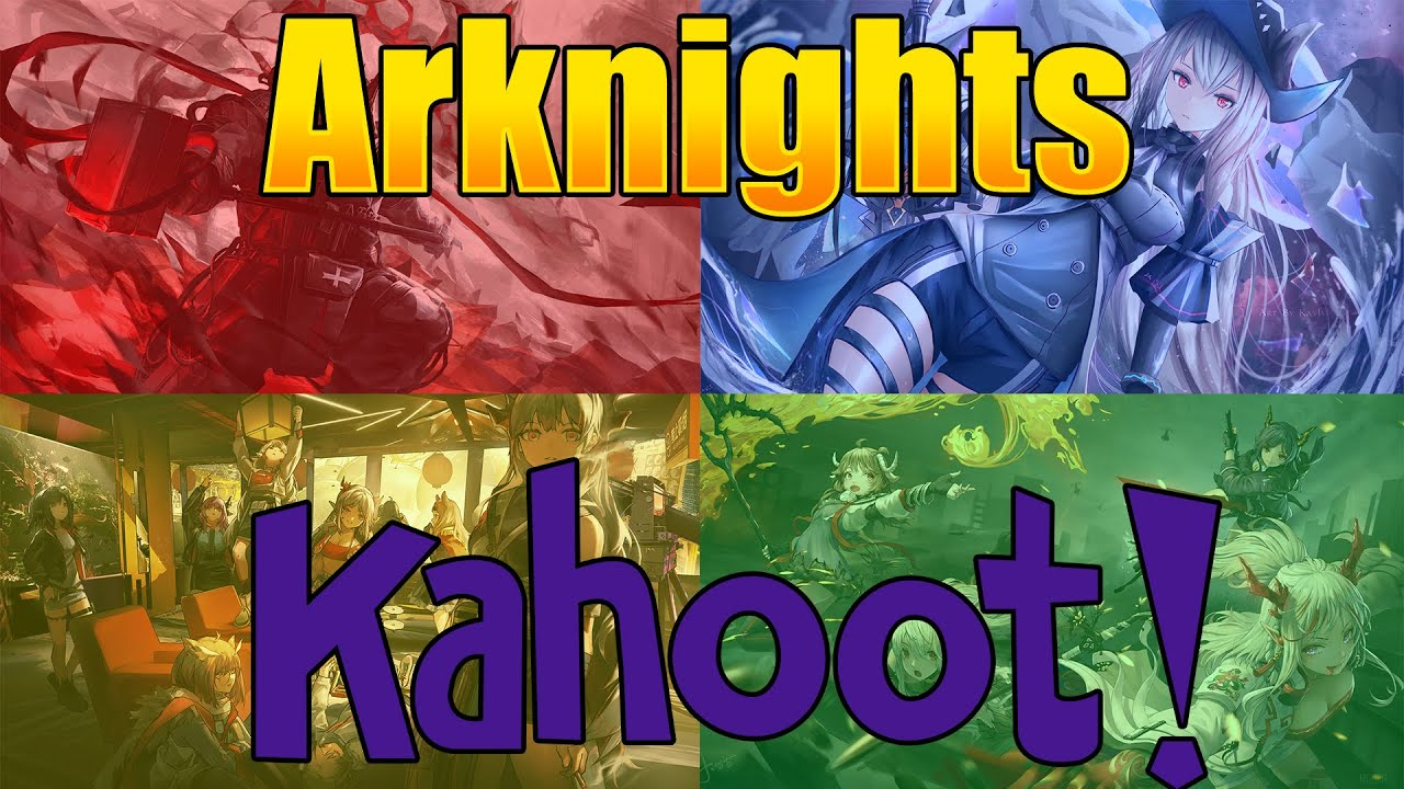 Download Test Your Arknights Knowledge! Arknights Quiz/Kahoot! - 100 Subscriber Special