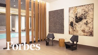 How Fine Art Is Closing Deals On Multi-Million Dollar Homes | Forbes