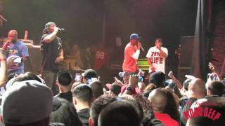 Mobb Deep Live at House of Blues Sunset w/ Foci & DJ Gemini - Got It Twisted - May 28th - HD (7)