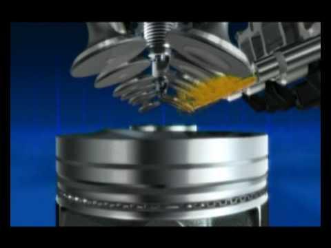 Volkswagen's 1.4-litre TSI Twincharger engine
