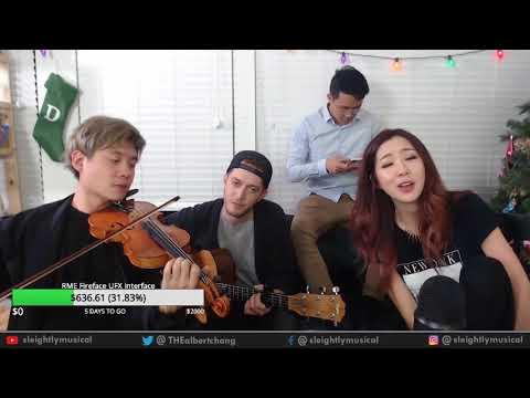 OFFLINE TV & FRIENDS JAM SESSION ft. sleightlymusical, tjbrownmusic, yellowpaco, & fuslie