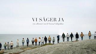VI SÄGER JA - albumrelease 15 maj