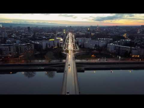 Novi Sad, most Duga