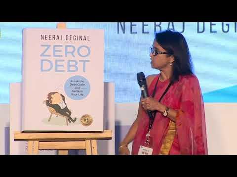Neeraj Deginal Author of 'Zero Debt: Break the Debt Cycle and Reclaim your Life'