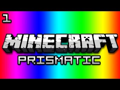 Minecraft: THIS IS AMAZING - Prismatic Part 1