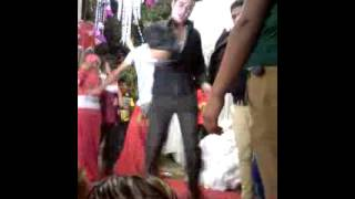 رقص شباب شعبي