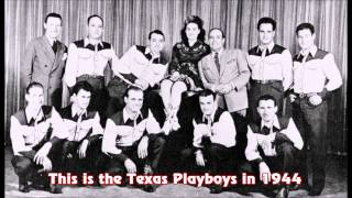 Bob Wills Have I Stayed Away Too Long 1944 rare recording