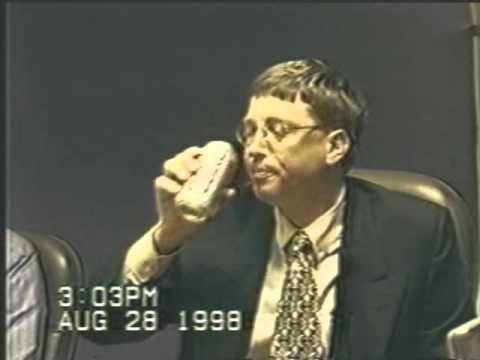 Bill Gates - Deposition Part 7 of 12