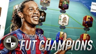FUT Champions w/ Prime R9, Prime R10 & TOTS Eder Militao!