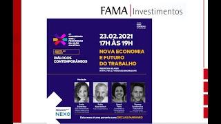 11º Congresso GIFE: Diálogos Contemporâneos  Nova Economia e Futuro do Trabalho (23/02/2021)