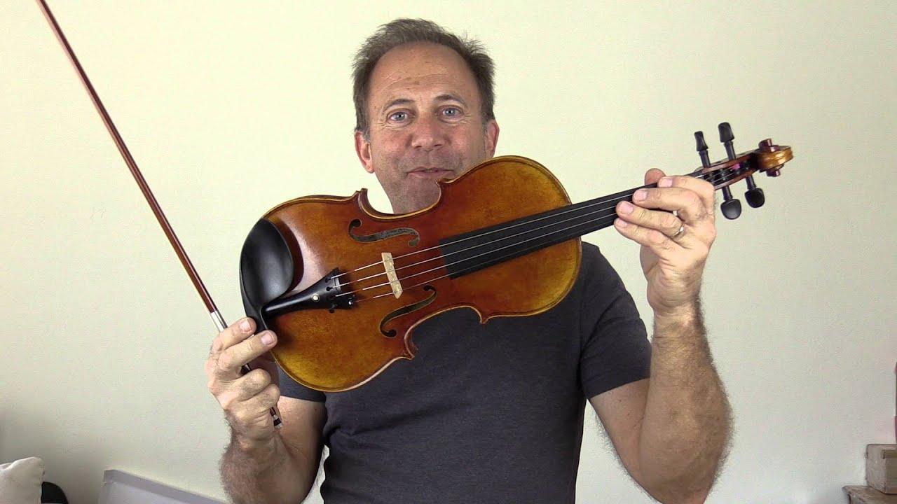 Fiddlerman Master Violin Michaels Birthday