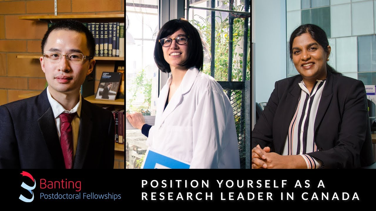 About us – Banting Postdoctoral Fellowships