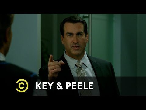 Key & Peele - Bagels Are for Sales Associates - Uncensored