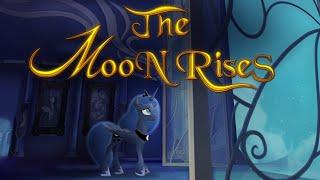 The Moon Rises. Animation  Reupload