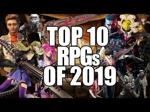 TOP 10 NEW Upcoming RPG of 2019 (PS4, XBOX ONE, PC, SWITCH) thumbnail