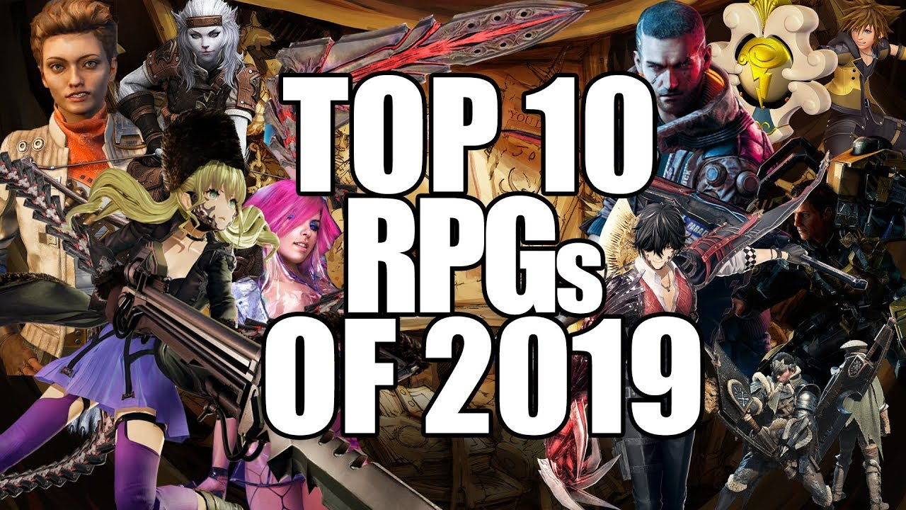 Top 10 New Upcoming Rpg Of 2019 Ps4 Xbox One Pc Switch