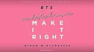 BTS (방탄소년단) - 'Make It Right' | Orchestral Cover
