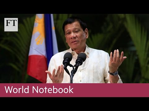 Philippine president battles ouster | World Notebook