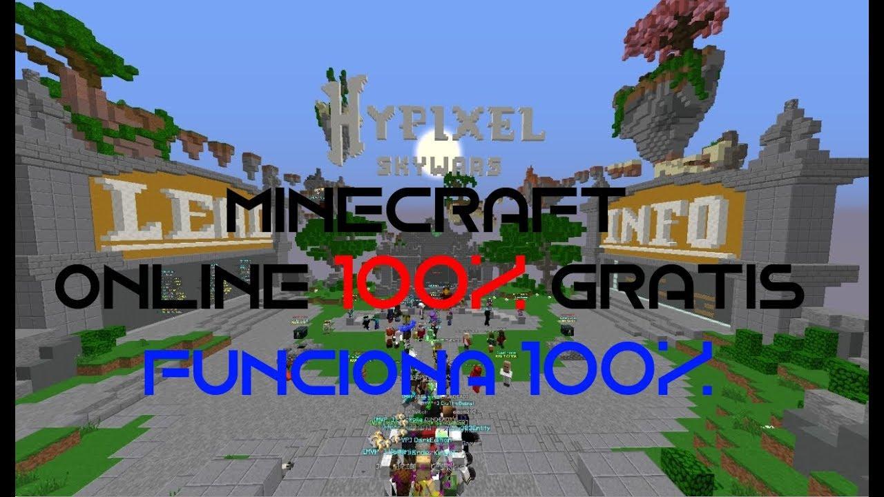 Minecraft Online Gratis Spielen