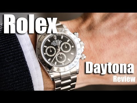Rolex Daytona Review (116520)