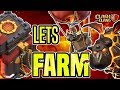 CLASH OF CLANS LIVE WITH STOCKS LETS PLAY LIVE! EP.2