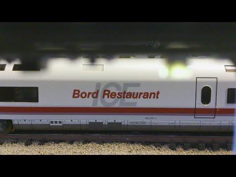 Modelleisenbahn Spur N - ICE 1