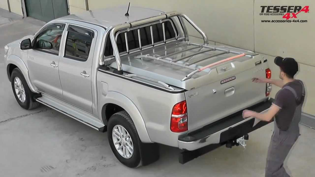 At Www Accessories 4x4 Com New Toyota Hilux 4x4 Vigo