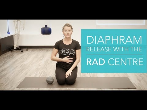 Diaphragm Releases with RAD Centre I Chelsea Lee