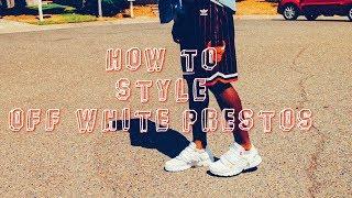 off white presto black outfit