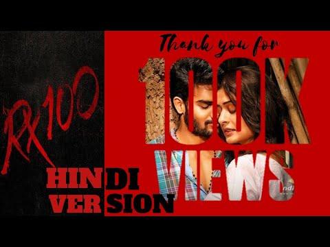 Pilla Raa Rx100 | Pilla Ra Hindi Version | Recorded At NIVI Studio