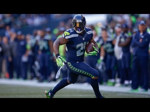 Top 5 Marshawn Lynch Runs