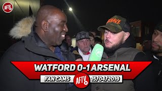 Watford 0-1 Arsenal | If We Play Like That vs Napoli We Will Get Annihilated! (DT)