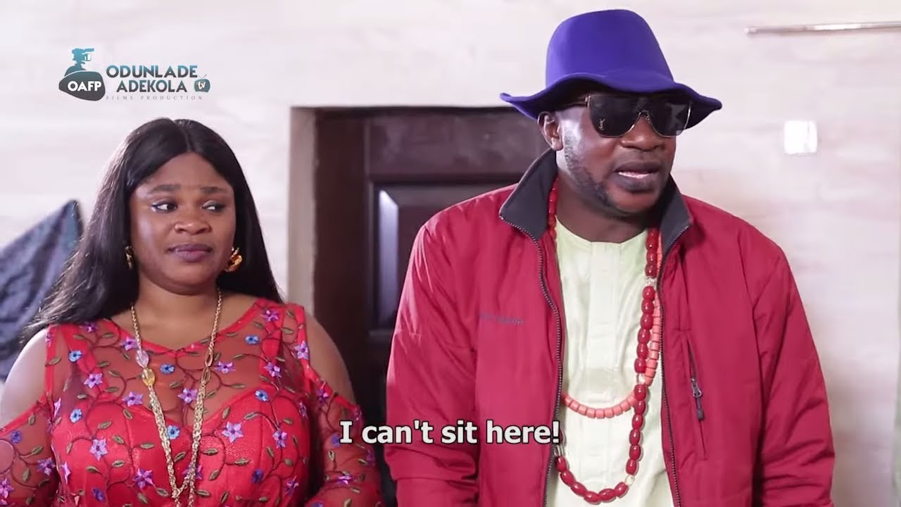 Download SAAMU ALAJO (IGBERAGA) Latest 2020 Yoruba Comedy Series EP5 Starring Odunlade Adekola | Eniola Ajao