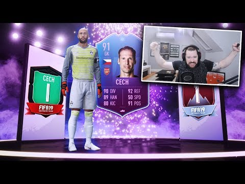 91 RATED PREMIUM SBC CECH / 89 SBC HOWARD! - FIFA 19 Ultimate Team