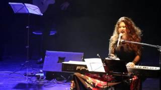 תמר שוקי שרה פיירוז במופע דרך המשי 2016