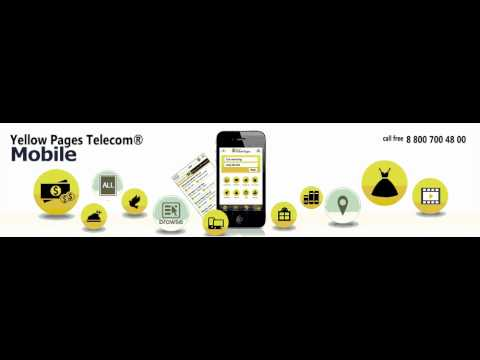 Yellow Pages Telecom Mobile