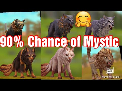 Download How to get easy MYSTIC skin in WildCraft but only 90% Can [IT IS NOT FIXED]
