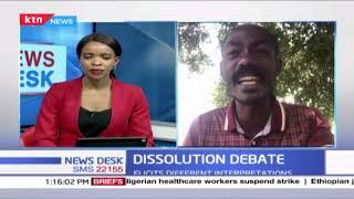 President Uhuru advised to dissolve parliament over 2\3 gender rule