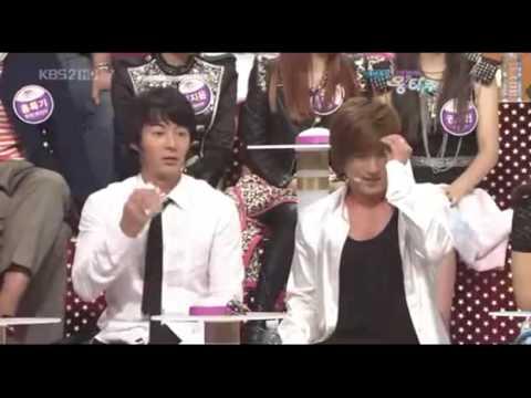 Shinhwa Minwoo Dance 35- 091001 Minjin on [K St@rs Dre@m M0nt@ge]