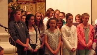 Noc kostelů 2016 - Křetín
