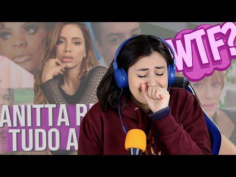 ANITTA REVELA TUDO PARA DIOGO PARÓDIAS? - React Popsy