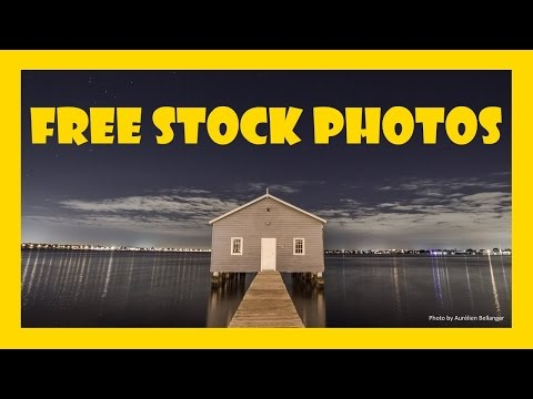 10 great websites with Free Stock Photos and Images