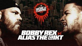 KOTD - Bobby Rex vs Alias The @ikt   #WD7