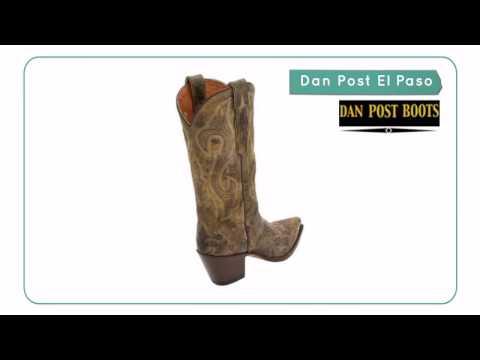 Dan Post El Paso - Planetshoes.com