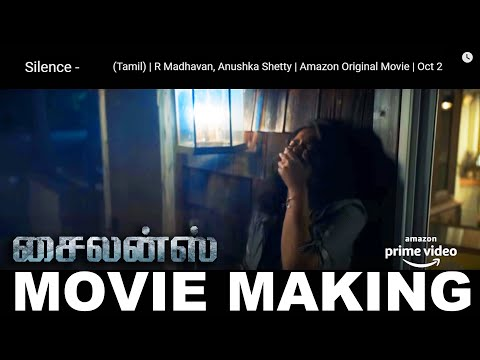 LIVE: Silent Movie Making - Interview With Subbaraju And Director Hemanth Madhukar   Madhavan   HD