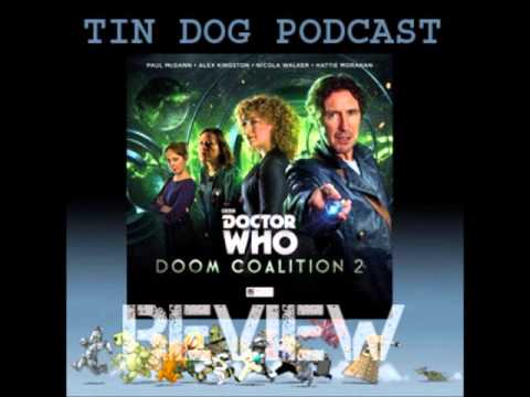 DOOMCOALITION2 DoctorWho from @BigFinish  by @TinDogPodcast 567