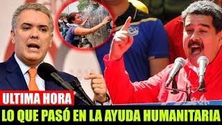 Iván Duque NO Aguantó y Ordenó Al Ejército Nacional Defender Territorio Colombiano