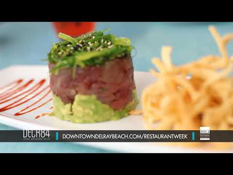 Dine Out Downtown Delray Restaurant Week 2018: Deck 84