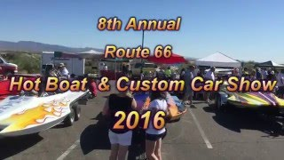 Needles Hot Boat & Custom Car Show 2016